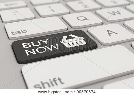 Keyboard - Buy Now - Black