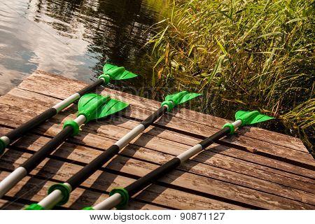 Green Oars