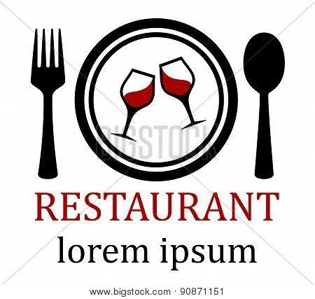 Restaurant Menu Symbol