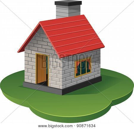 House - Illustration