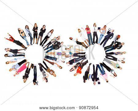 Office Culture People Diversity