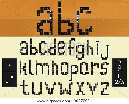 Domino Alphabet 1.2