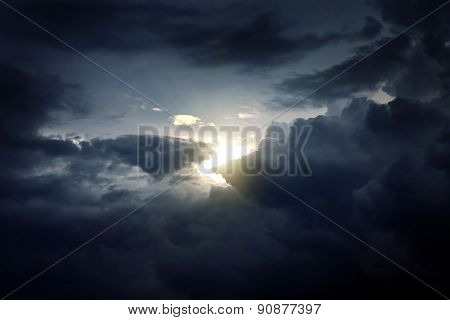 Dramatic Cloudscape