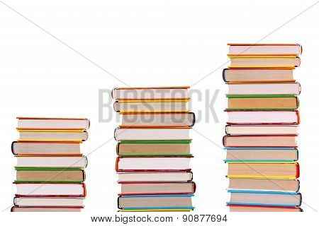 Pile Of The Books