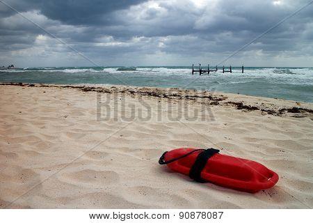 torpedo lifeguard buoys