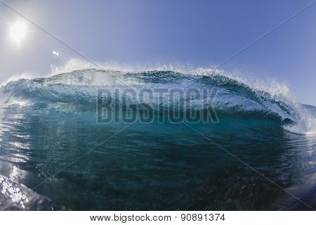 Wave Reef Danger