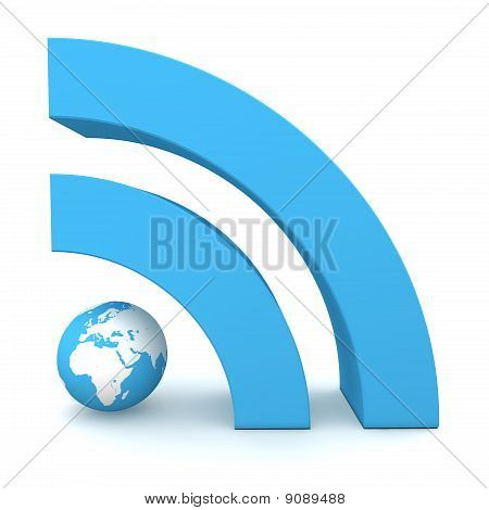 Rss Sign In Blue