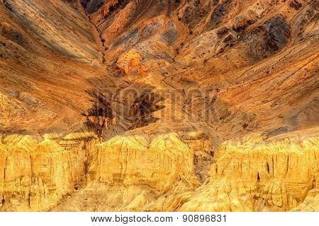 Rocks And Stones , Mountains , Ladakh Landscape Leh, Jammu & Kashmir, India