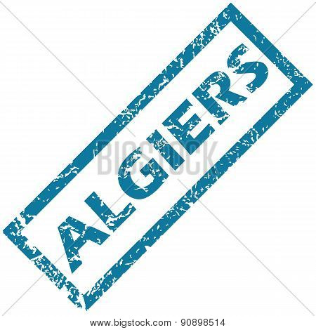 Algiers rubber stamp