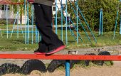 image of board-walk  - Boy - JPG