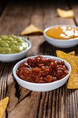 picture of dipping  - Nacho Dips  - JPG