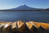 picture of mount fuji  - This photo was shot from the area around Mt - JPG