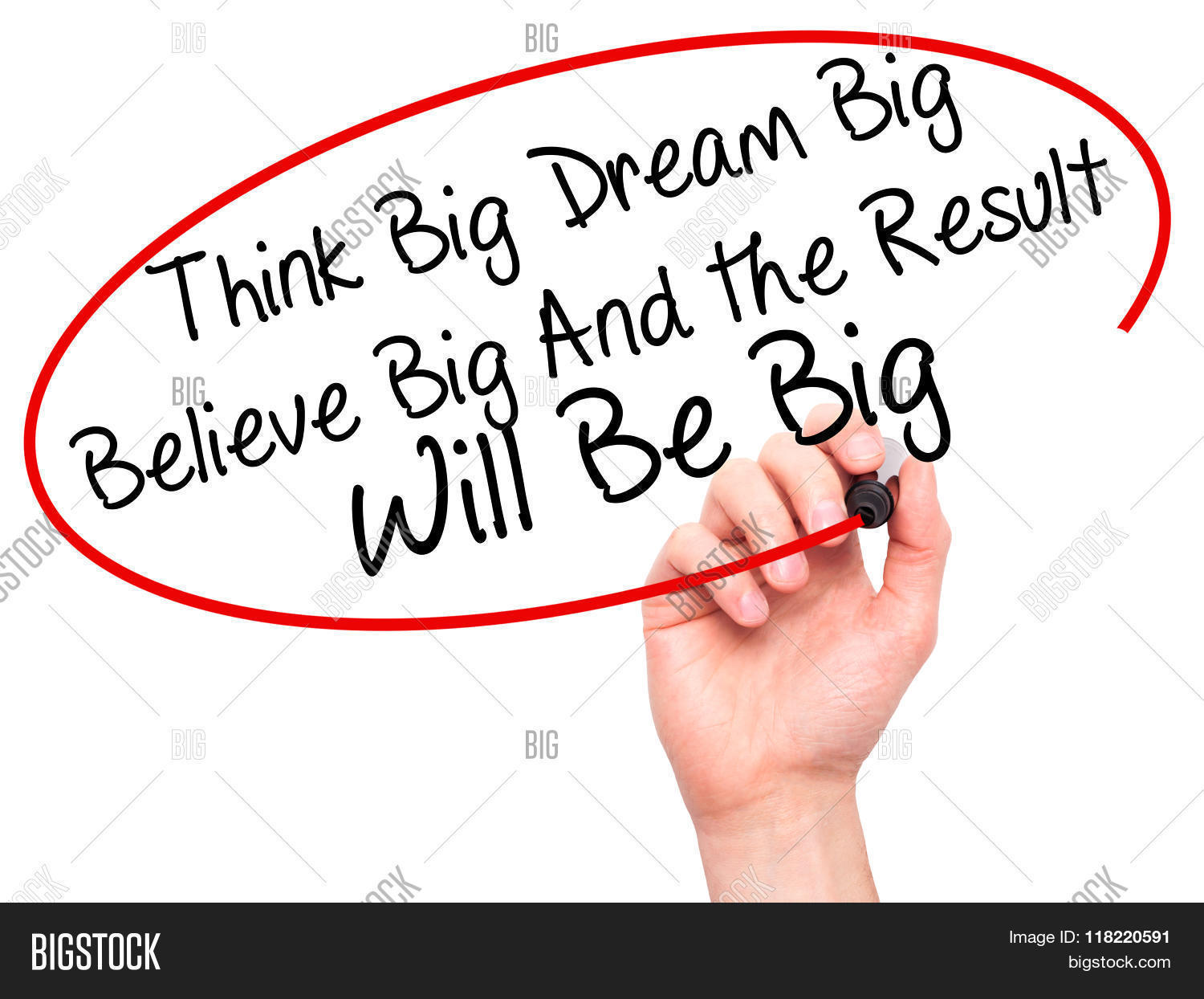 think big essay 39 quotes from think big: unleashing your potential for excellence: 'everyone in the world worth being nice to because god never creates inferior human.