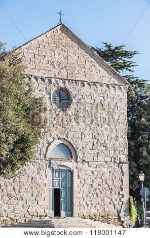 Church In Cortona City