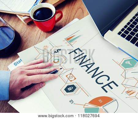 Finance Money Debt Credit Balance Concept