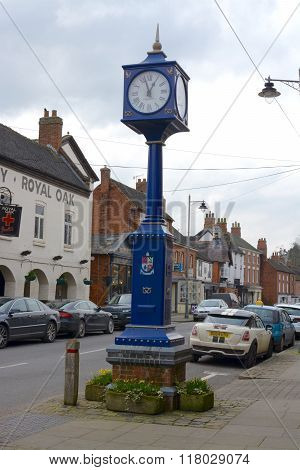 Eccleshall Town