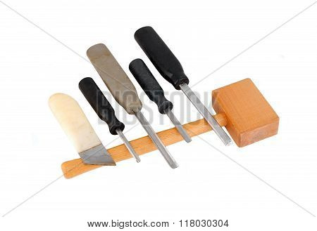 Carpentry Set From Chisel