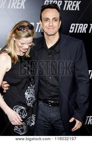 Hank Azaria at the Los Angeles Premiere of