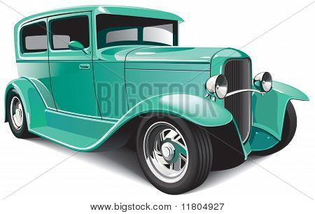 Classical Hot Rod
