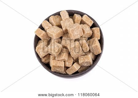 Cubes Of Brown Sugar