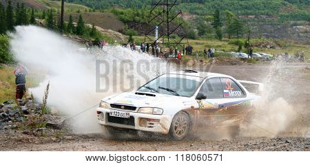 Rally Southern Ural 2009