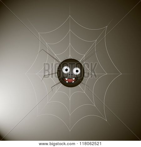 Funny Spider.