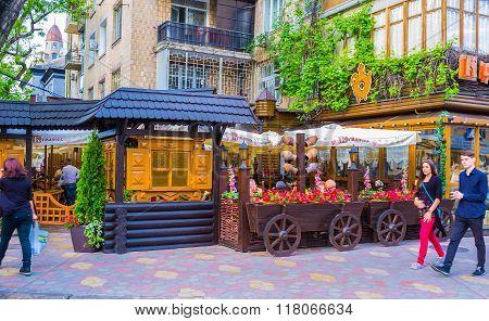 The Authentic Restaurant
