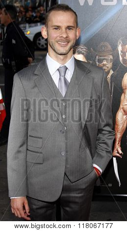 Dominic Monaghan at the Los Angeles Premiere of