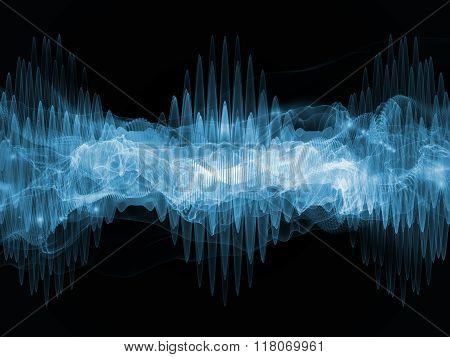 Elegance Of Sound Wave