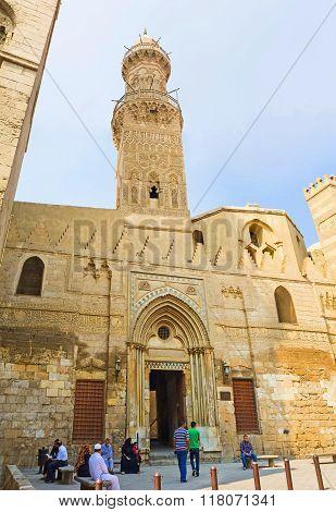 The Landmarks Of Islamic Cairo