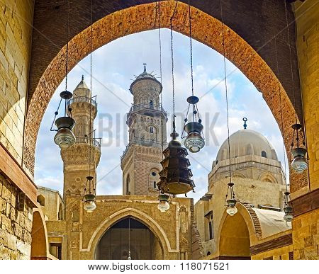 The Architecture Of Islamic Cairo