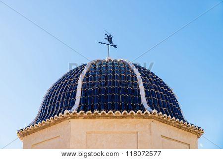 Mediterranean Church Dome
