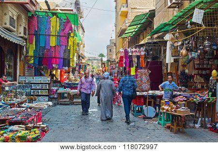 Bazaar Like The Tourist Attraction