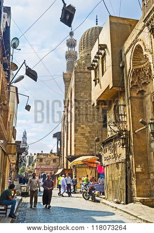 Visiting Of Islamic Cairo