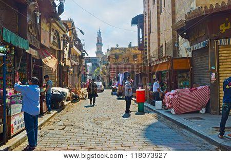 The Bazaar Street