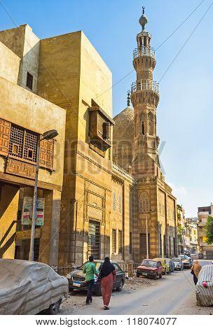 The Stone Minaret