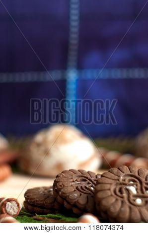Many Chocolate Sweets