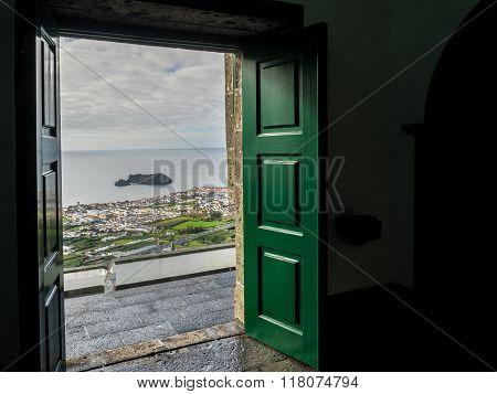 View of Ilheu da vila