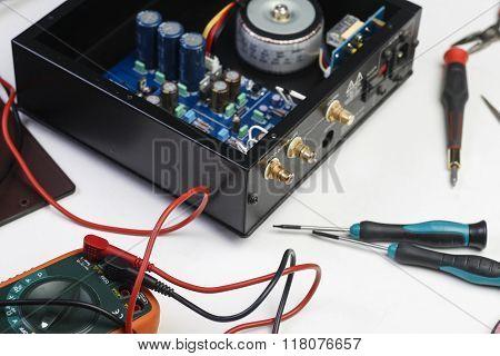 Component repair
