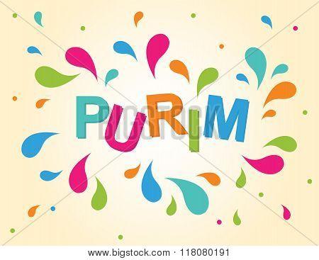 Jewish holiday purim