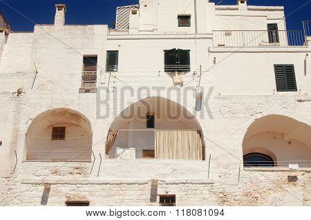 Ostuni The White Town Of Murgia In Puglia - Italy 611