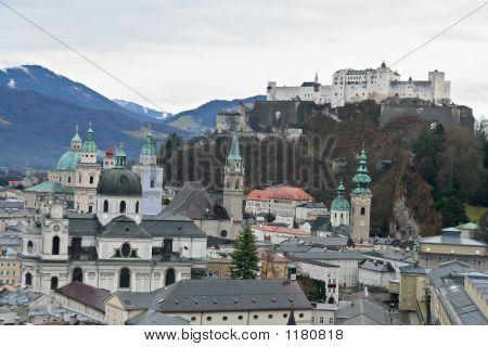 Salzburg Old District