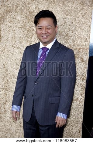 Rex Lee at the Season 7 Premiere of