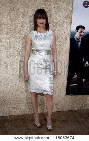 Carla Gugino at the Season 7 Premiere of