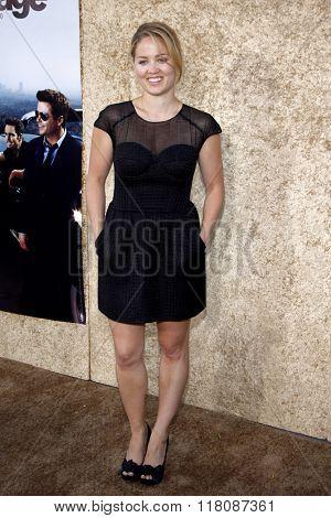 Erika Christensen at the Season 7 Premiere of