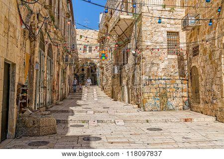 Jerusalem Old Street