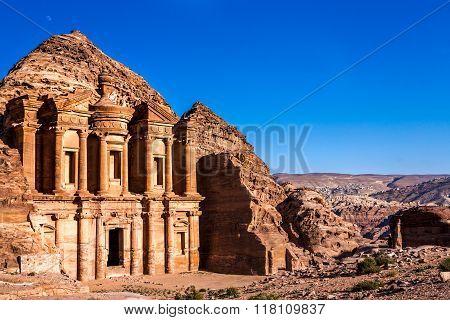The Monastery - Petra, Jordan
