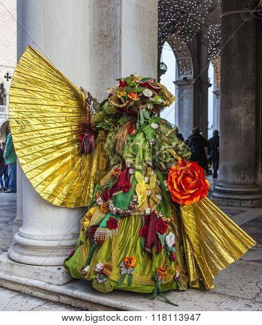 Sophisticate Disguise - Venice Carnival 2014