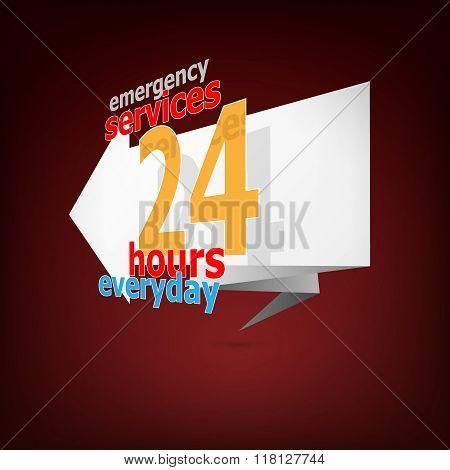 Emergency service everyday