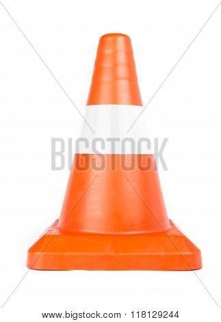 Red Reflective Traffic Cone